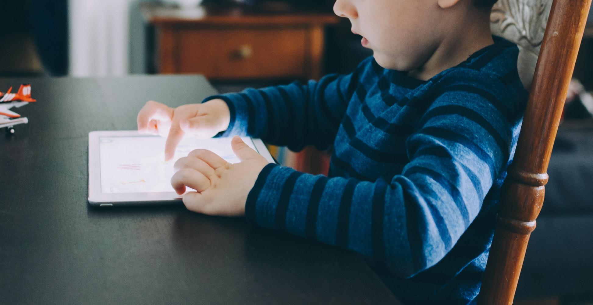 Lugemisraskused ja seos ekraanidega